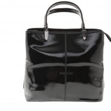 Дамска чанта от изкуствен лак