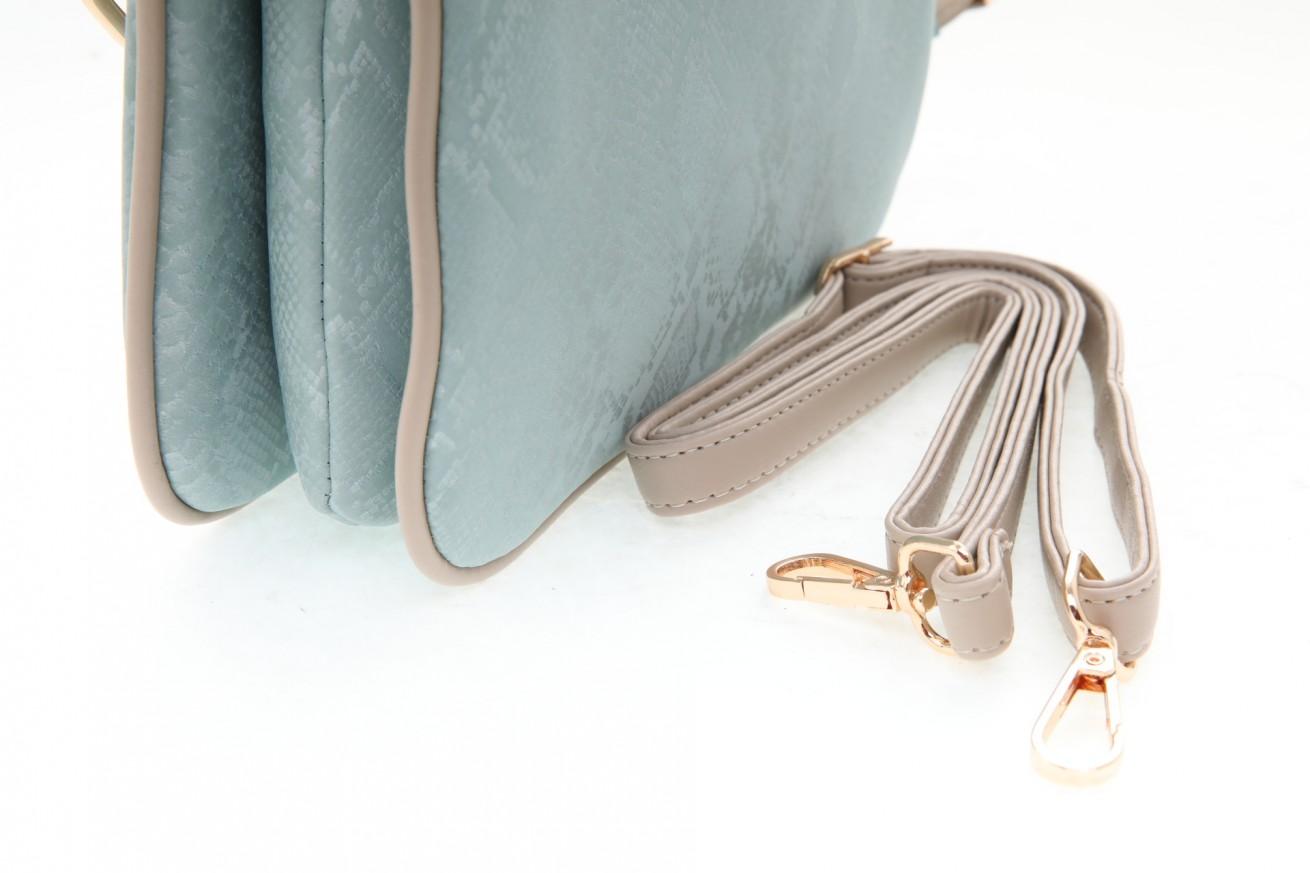 Дамска чанта от изкуствена кожа