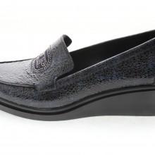 Дамски обувки от естествен лак